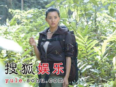 """莫小奇样样都来得 被喻为中国版""""罗拉""""(图)"""