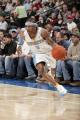 NBA图:艾弗森得44分掘金胜 底线突破目光炯炯