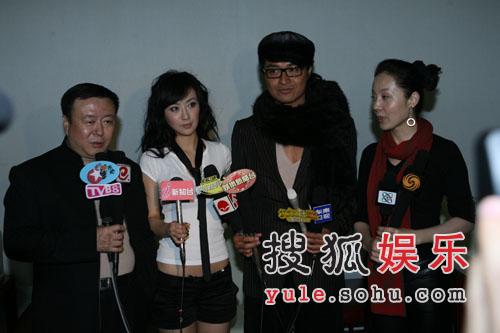 李菲儿赴韩受训 尤小刚爆马景涛签约中北(图)