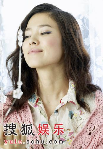宋慧乔代言广告宣传 展妩媚风情娇柔动人(图)