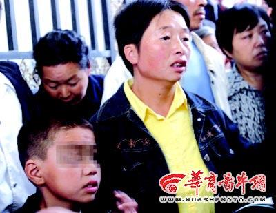 邱兴华家人受资助 11个遇害者家庭被忽略(图)