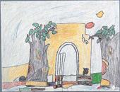 汤秋萍12岁《明亮的房间》
