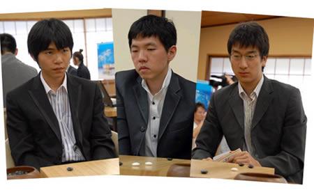 """从""""四大天王""""到""""双雄""""-2006年韩国围棋回眸"""