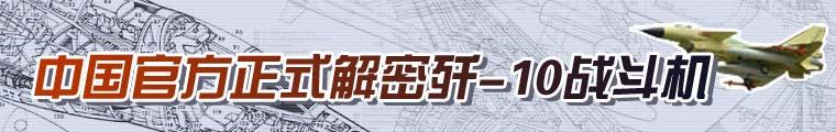 歼-10,军事专题
