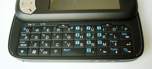 手写+QWERTY键盘智能大师! 多普达C858评测