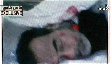 刑场摄影师专访:萨达姆死前身体颤抖