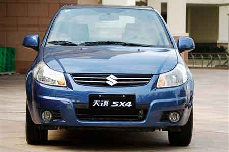 哪款更适合您?天语SX4全系车型购买推荐