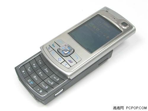 多媒体旗舰诺基亚N80价格调至3280元