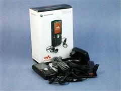 音符遥控器索爱W810c降后不到2400元