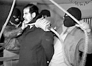 萨达姆遗体最快今晚下葬 埋葬在反美武装活动区