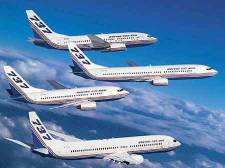 印尼一架波音737客机与地面失去联系 机上有102人