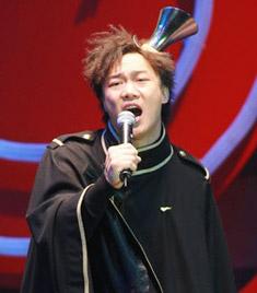 叱咤乐坛我最喜爱的男歌手陈奕迅