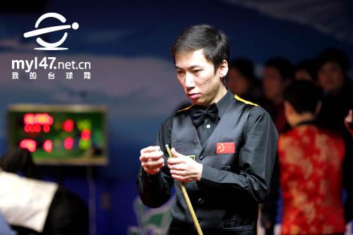 丁俊晖再遇天山来客 险胜曹新龙晋级全锦赛决赛