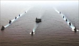 美日演习假设中国占领钓鱼岛 美航母参与夺岛战
