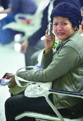 印尼当局发假消息犯众怒(图)