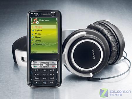 诺基亚N73网络版首降300大破4000大关