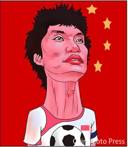 图文:郑智踏上留洋路 肩负中国足球希望