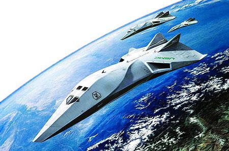 美拟造超级飞船两小时可飞遍全球(组图)