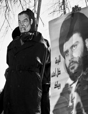 萨达姆行刑过程混乱遭偷拍 伊拉克总理下令调查