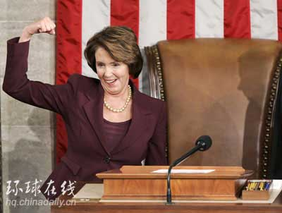 参议院共和党新领袖米奇・麦