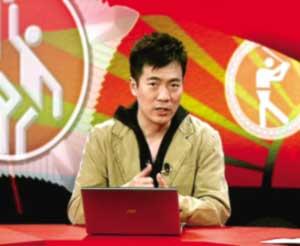"""黄健翔否认自己是娱乐明星 称解说已""""玩到头"""""""