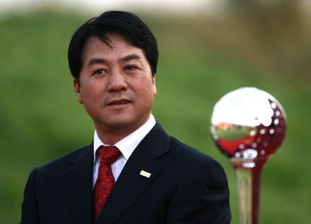 三大体系引领中国高尔夫球上征程 对话张小宁