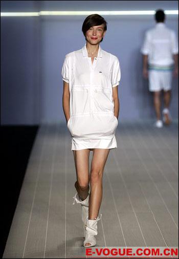 2007运动系列女装新品流行时尚抢先报(组图)
