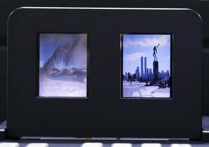 CES2007:三星将推出世界首款双面LCD