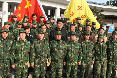 中国女垒广东黄村开始冬训 提高进攻能力成关键