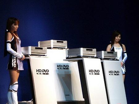 力挺HD DVD 东芝CES 2007酝酿大行动