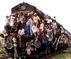 神奇的印度火车