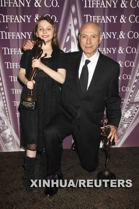 第18届棕榈泉国际电影节结束 各奖项揭晓(图)