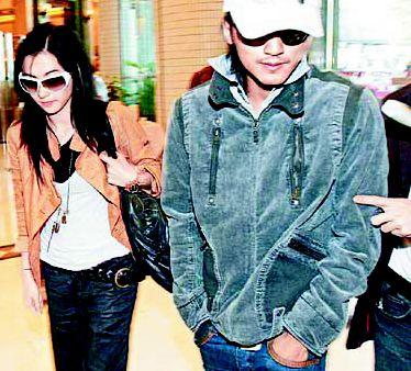 谢贤证实柏芝怀孕3个月 预产期大约在暑假(图)