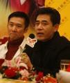 《大明王朝》剧组的主创做客搜狐明星在线--3