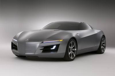 """北美车展Acura发布""""先进运动概念车"""""""