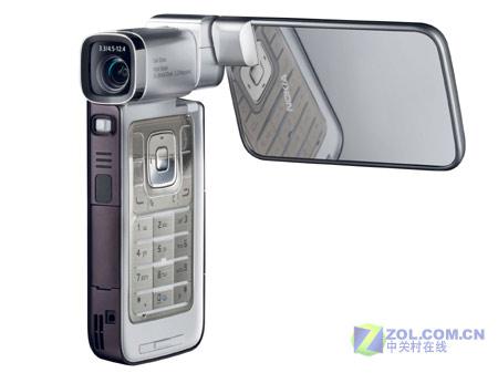 短10mm薄3mm轻17克 诺基亚N93i正式登场