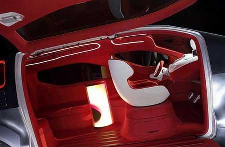 北美车展:福特Airstream精彩亮相(图)