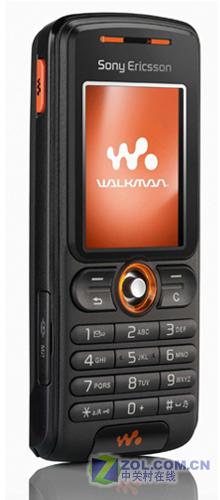低端音乐猛将 索爱Walkman新机W200赏