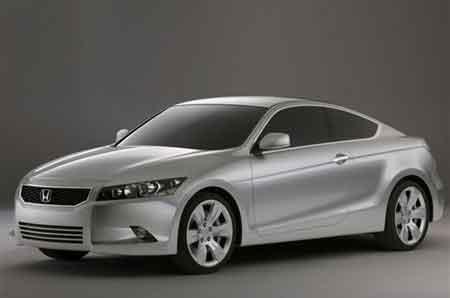 国产新雅阁!Accord Coupe Concept登场