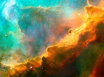 哈勃太空望远镜16年间 十佳照片