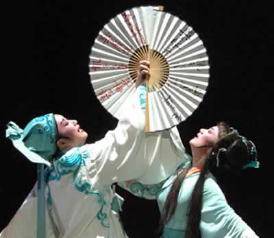 新版《梁山伯与祝英台》13日广州友谊剧院上演