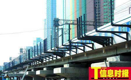 深圳铁路特大桥完工 广州至深圳将缩短15分钟