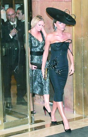 《Glamour》06最佳衣着揭晓 凯莉-米洛朴素取胜