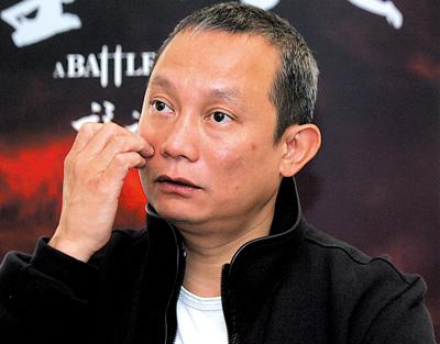 《墨攻》导演张之亮惹众怒 编剧协会联名封杀
