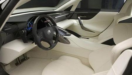 北美车展:雷克萨斯LF Sports Car概念车