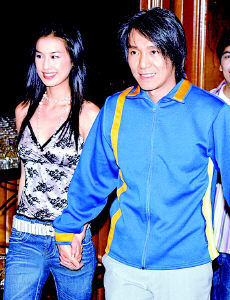 香港法院判星爷欺诈艺人 认定黄圣依解约有效
