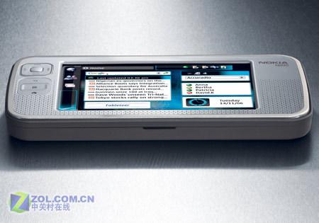 20个月的等待 诺基亚N800拥有九大升级