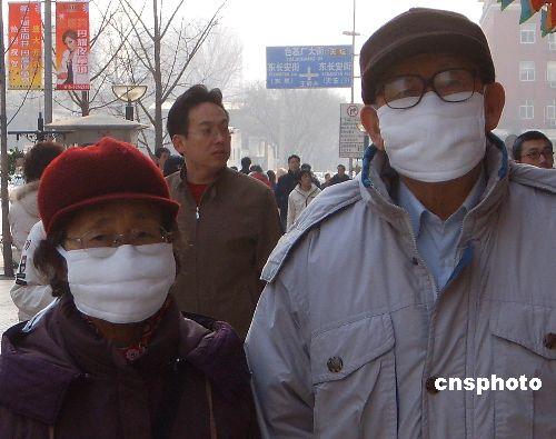 北京将流感须戴口罩写进法条