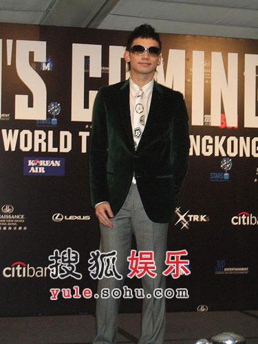 12日香港开唱 Rain世界巡回30场传捞32亿台币
