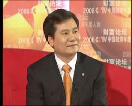 苏宁电器集团董事长张近东称,我未来的目标就是中国的沃尔玛.